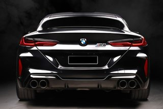 2020 BMW M8 F92 Competition M Steptronic M xDrive Black 8 Speed Sports Automatic Coupe.
