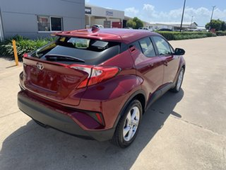 2019 Toyota C-HR NGX10R S-CVT 2WD Red/150519 7 Speed Constant Variable Wagon