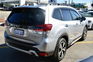 2020 Subaru Forester S5 MY20 Hybrid S CVT AWD Silver 7 Speed Constant Variable Wagon Hybrid
