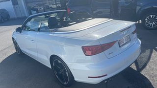 2014 Audi A3 8V MY15 Attraction S Tronic Glacier White 7 Speed Sports Automatic Dual Clutch