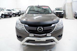 2016 Mazda BT-50 UR0YF1 XTR 4x2 Hi-Rider Bronze 6 Speed Sports Automatic Utility.