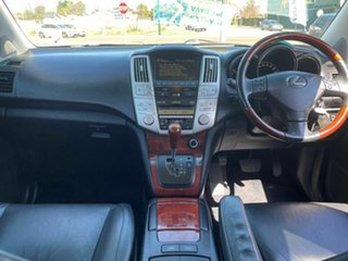 2006 Lexus RX350 GSU35R Sports Luxury Silver 5 Speed Sequential Auto Wagon