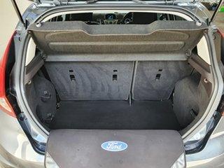 2013 Ford Fiesta WZ Ambiente PwrShift Grey 6 Speed Sports Automatic Dual Clutch Hatchback