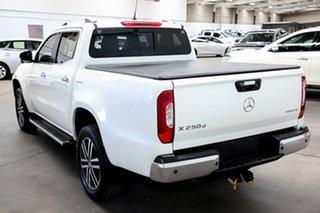 2017 Mercedes-Benz X-Class 470 X250d 4MATIC Power White 6 Speed Manual Utility
