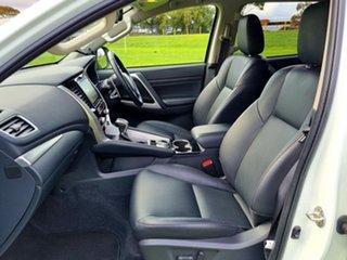 2019 Mitsubishi Pajero Sport QF MY20 Exceed White 8 Speed Sports Automatic Wagon