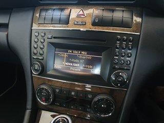 2009 Mercedes-Benz CLC-Class CL203 CLC200 Kompressor Black 5 Speed Automatic Coupe