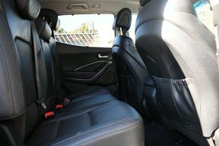 2014 Hyundai Santa Fe DM Highlander CRDi (4x4) Silver 6 Speed Automatic Wagon