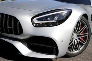 2019 Mercedes-Benz AMG GT R190 809MY C SPEEDSHIFT DCT Iridium Silver 7 Speed.