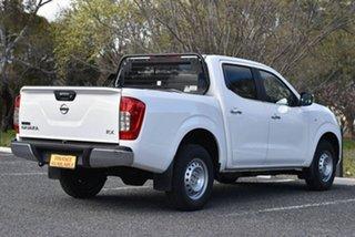 2016 Nissan Navara D23 S2 RX 4x2 White 7 Speed Sports Automatic Utility