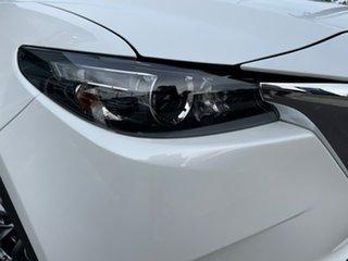2021 Mazda CX-9 TC Sport SKYACTIV-Drive i-ACTIV AWD White 6 Speed Sports Automatic Wagon.