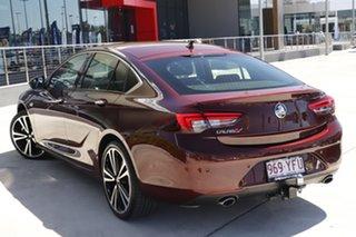 2018 Holden Calais ZB MY18 V Liftback AWD Red 9 Speed Sports Automatic Liftback.