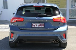 2021 Ford Focus SA 2021MY ST-Line Blue Metallic 8 Speed Automatic Hatchback