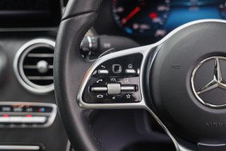 2021 Mercedes-Benz C-Class W205 801MY C300 9G-Tronic Graphite Grey 9 Speed Sports Automatic Sedan
