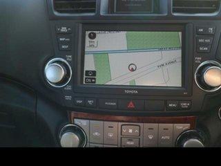 2013 Toyota Kluger GSU45R MY13 Upgrade Grande (4x4) Grey 5 Speed Automatic Wagon