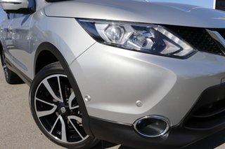 2016 Nissan Qashqai J11 TI Platinum Metallic 1 Speed Constant Variable Wagon.