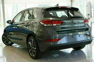 2021 Hyundai i30 PD.V4 MY21 Active Amazon Gray 6 Speed Sports Automatic Hatchback