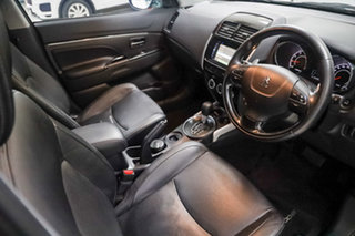 2015 Peugeot 4008 MY15 Active 2WD Black 6 Speed Constant Variable Wagon.