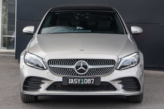 2020 Mercedes-Benz C-Class W205 800+050MY C300 9G-Tronic e Mojave Silver 9 Speed Sports Automatic