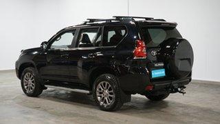 2020 Toyota Landcruiser Prado GDJ150R Kakadu Eclipse Black 6 Speed Sports Automatic Wagon.