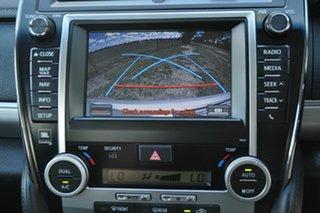 2014 Toyota Camry ASV50R Atara SL Silver 6 Speed Automatic Sedan
