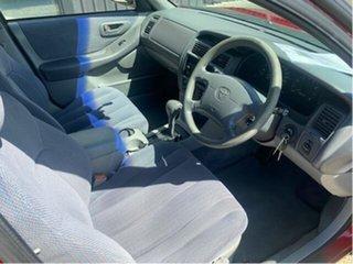 2000 Toyota Avalon MCX10R CSX Red 4 Speed Automatic Sedan