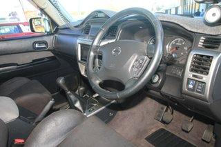 2012 Nissan Patrol Y61 GU 8 ST Silver 5 Speed Manual Wagon