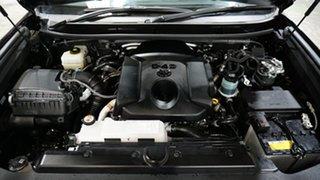 2020 Toyota Landcruiser Prado GDJ150R Kakadu Eclipse Black 6 Speed Sports Automatic Wagon
