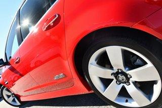 2009 Holden Commodore VE MY10 SS V Red 6 Speed Manual Sedan