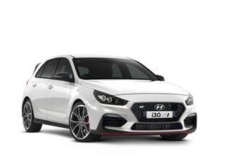 2021 Hyundai i30 Pde.v4 MY22 N D-CT Polar White 8 Speed Automatic Hatchback