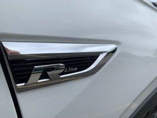 2018 Volkswagen Tiguan 5N MY19 162TSI Highline DSG 4MOTION Allspace White 7 Speed