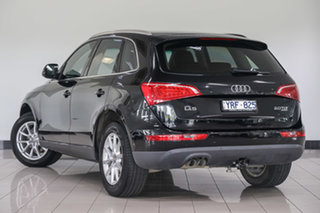 2011 Audi Q5 8R MY11 TDI S Tronic Quattro Black 7 Speed Sports Automatic Dual Clutch Wagon.