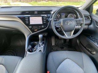 2019 Toyota Camry Hybrid Steel Blonde Sedan
