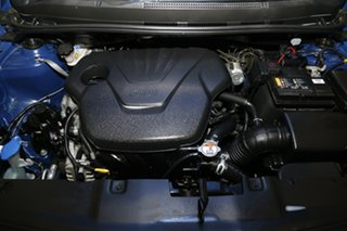 2017 Hyundai Accent RB5 MY17 Sport Dazzling Blue 6 Speed Manual Hatchback