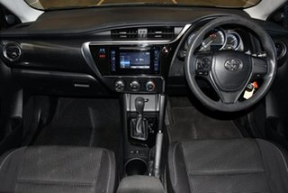 2015 Toyota Corolla ZRE182R Ascent S-CVT Silver Pearl 7 Speed Constant Variable Hatchback