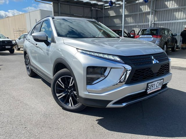 Used Mitsubishi Eclipse Cross YB MY21 LS 2WD Hillcrest, 2020 Mitsubishi Eclipse Cross YB MY21 LS 2WD Silver 8 Speed Constant Variable Wagon