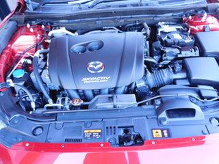 2014 Mazda 3 BM5238 SP25 SKYACTIV-Drive Soul Red 6 Speed Sports Automatic Sedan