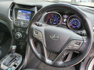 2013 Hyundai Santa Fe DM MY13 Highlander Silver 6 Speed Sports Automatic Wagon