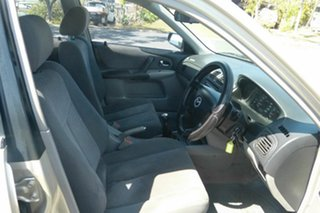 2001 Mazda 323 BJ Astina Gold 5 Speed Manual Hatchback