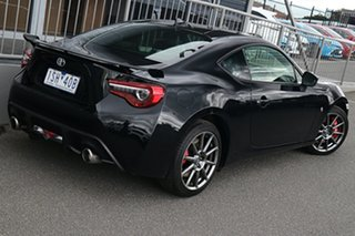 2020 Toyota 86 ZN6 GTS Storm Black 6 Speed Sports Automatic Coupe.