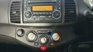 2010 Nissan Micra K12 Shanghai Violet 4 Speed Automatic Hatchback