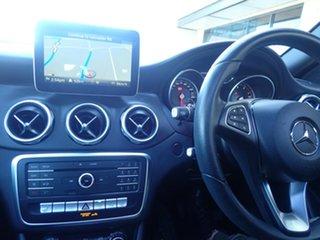 2017 Mercedes-Benz GLA180 X156 MY18 Black Magic 7 Speed Auto Dual Clutch Wagon