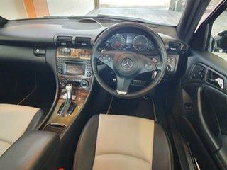 2009 Mercedes-Benz CLC-Class CL203 CLC200 Kompressor Black 5 Speed Automatic Coupe.