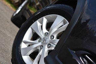 2017 Honda HR-V MY17 VTi Black 1 Speed Constant Variable Hatchback