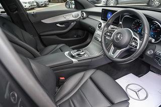 2021 Mercedes-Benz C-Class W205 801MY C300 9G-Tronic Graphite Grey 9 Speed Sports Automatic Sedan.