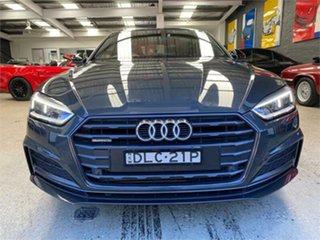 2017 Audi A5 F5 Sport Grey Sports Automatic Dual Clutch Coupe.