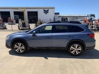 2018 Subaru Outback B6A MY18 2.5i CVT AWD Premium Blue 7 Speed Constant Variable Wagon