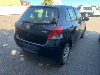 2011 Toyota Yaris Black Automatic
