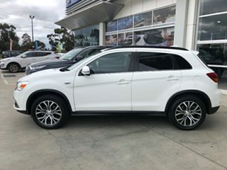 2018 Mitsubishi ASX XC MY18 LS 2WD White 1 Speed Constant Variable Wagon