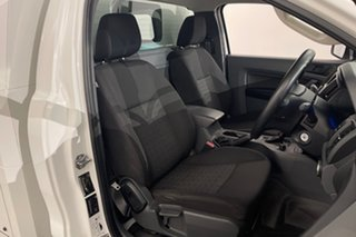 2017 Ford Ranger PX MkII XL White 6 speed Automatic Cab Chassis