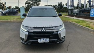 2019 Mitsubishi Outlander ZL MY19 Black Edition 2WD White 6 Speed Constant Variable Wagon